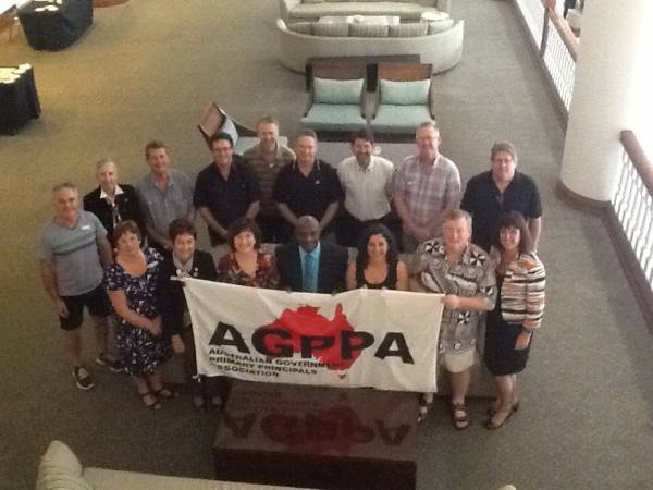 agppa exec icp convention 2013